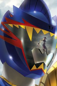 [Mighty Morphin Power Rangers #35 (D Mercado Variant) (Product Image)]