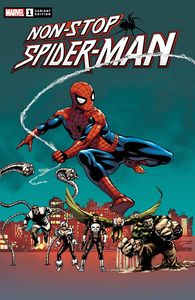 [Non-Stop Spider-Man #1 (Laroque Variant) (Product Image)]