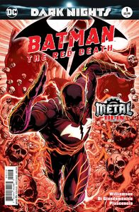 [Batman: The Red Death #1 (Metal 3rd Printing) (Product Image)]
