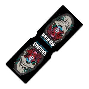 [The Chilling Adventures Of Sabrina: Travel Pass Holder: Monsters, Skulls & Witchcraft (Product Image)]