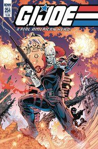 [Gi Joe: A Real American Hero #254 (Cover B Royle) (Product Image)]