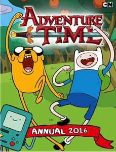 [Adventure Time: Annual 2016 (Hardcover) (Product Image)]