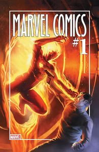 [Marvel Comics #1: 80th Anniversary Edition (Hardcover) (Product Image)]