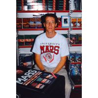 [Kim Stanley Robinson Signing (Product Image)]