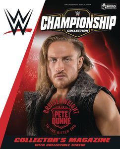 [WWE Figurine Championship Collection #31: Pete Dunne (Product Image)]