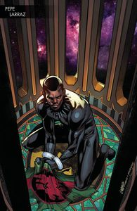 [Black Panther #1 (Larraz Young Guns Variant) (Product Image)]