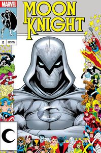 [Moon Knight #2 (Scott Eaton Exclusive Marvel Frame Variant) (Product Image)]