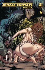 [Jungle Fantasy: Secrets #1 (Lorelei) (Product Image)]