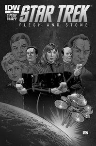 [Star Trek: Special: Flesh & Stone #1 (Product Image)]