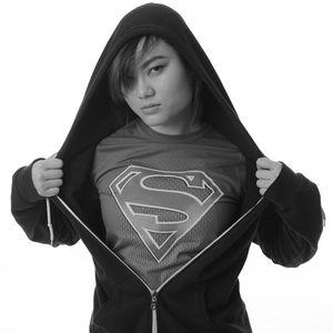 [DC: Supergirl: T-Shirt: Logo (Product Image)]