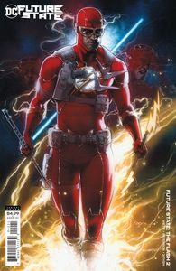 [Future State: The Flash #2 (Cover B Kaare Andrews Card Stock Variant) (Product Image)]