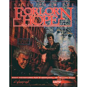[Cyberpunk 2020: RPG: Forlorn Hope (Product Image)]