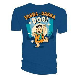 [The Flintstones: T-Shirt: Yabba- Dabba Doo! (Product Image)]