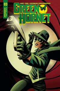 [Green Hornet #3 (Cover A Mckone) (Product Image)]