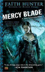 [Jane Yellowrock: Book 3: Mercy Blade (Product Image)]