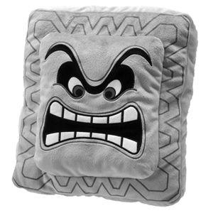 [NIntendo: Plush: Super Mario Thowmp (Product Image)]