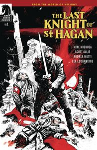[The Last Knight Of St Hagan #1 (Product Image)]