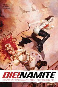 [Die!Namite #5 (Suydam Homage Zombie Variant) (Product Image)]