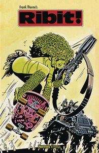 [Frank Thorne's Ribit! (Hardcover) (Product Image)]