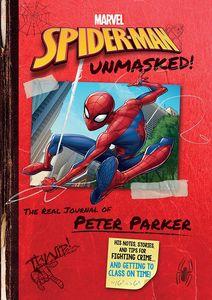 [Marvel Spider-Man: Spider-Man Unmasked! (Hardcover) (Product Image)]