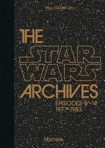 [The Star Wars Archives: 1977-1983: 40th Anniversary Edition (Product Image)]