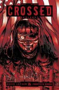 [Crossed: Badlands #69 (Red Crossed Variant) (Product Image)]