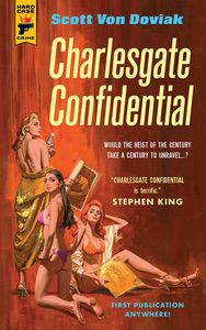 [Charlesgate Confidential (Hardcover) (Product Image)]