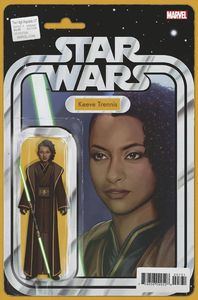 [Star Wars: High Republic #7 (Christopher Action Figure Variant) (Product Image)]