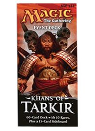 [Magic The Gathering: Khans Of Tarkir: Event Deck (Product Image)]
