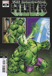[Immortal Hulk #35 (3rd Printing Variant) (Product Image)]