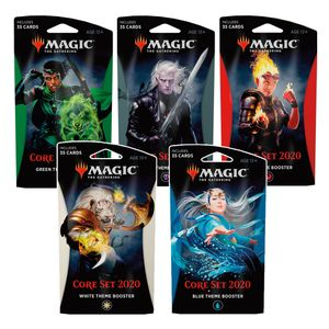 [Magic The Gathering: Core Set 2020: Theme Booster (Product Image)]