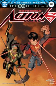 [Action Comics #990 (Oz Effect) (Product Image)]