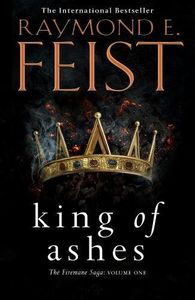 [The War Of Five Crowns: Book 1: King Of Ashes (Hardcover) (Product Image)]