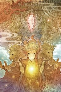 [Jim Henson: Power Of The Dark Crystal #10 (Subscription Ta) (Product Image)]