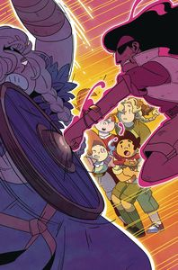 [Lumberjanes #68 (Cover A Leyh) (Product Image)]