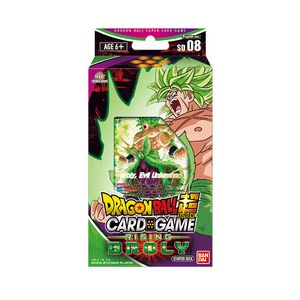 [Dragon Ball Super: Starter Deck: Broly Deck (Product Image)]