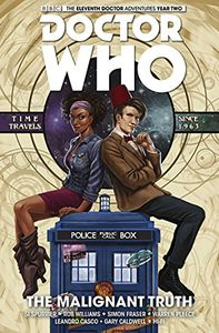 [Doctor Who: The Eleventh Doctor: Titan: Volume 6: The Malignant Truth (Product Image)]