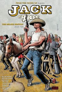 [Jack Of Fables: Book 2 (Deluxe Hardcover) (Product Image)]