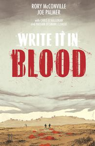 [Write It In Blood (Product Image)]