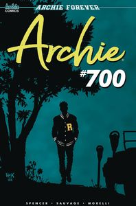 [Archie #700 (Cover E - Hack) (Product Image)]