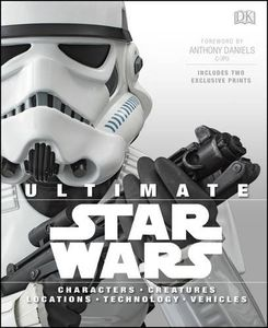 [Ultimate Star Wars (Hardcover) (Product Image)]
