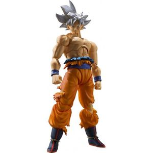 [Dragon Ball Super: SH Figuarts Action Figure: Son Goku Ultra Instinct (Product Image)]