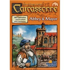 [Carcassonne: Abbey & Mayor (Product Image)]