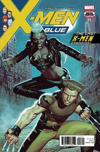[X-Men: Blue #23 (Legacy) (Product Image)]