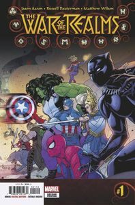 [War Of The Realms #1 (2nd Printing) (Product Image)]