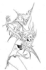 [Sonjaversal #6 (Cover K Lee Black & White Virgin Variant) (Product Image)]