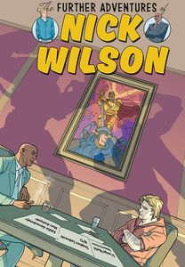 [Further Adventures Of Nick Wilson #2 (Cover A Woods) (Product Image)]