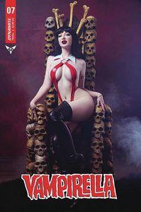 [Vampirella #7 (Cover E Cosplay) (Product Image)]