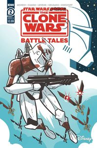[Star Wars Adventures: Clone Wars #2 (Cover A Charm) (Product Image)]