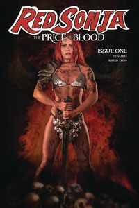[Red Sonja: Price Of Blood #1 (Cover E Ray Cosplay) (Product Image)]
